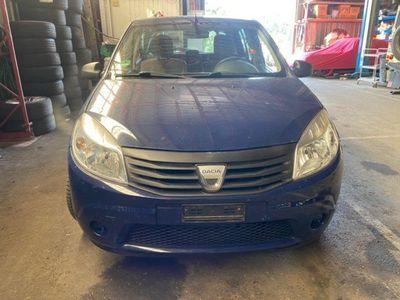 gebraucht Dacia Sandero 1.4