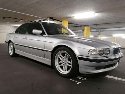 gebraucht BMW 735 7er i M Paket Sonderedition CH