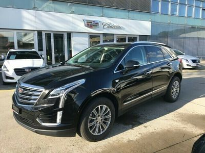 gebraucht Cadillac XT5 Crossover 3.6 Luxury Automatic