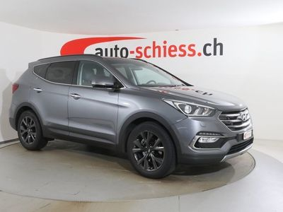 gebraucht Hyundai Santa Fe 2.2CRDI 4WD Premium