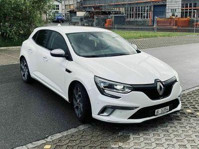 gebraucht Renault Mégane GT 1.6 16V 205 PS