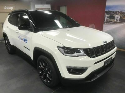 gebraucht Jeep Compass 1.3 T PHEV S AWD
