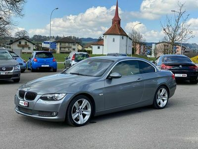 gebraucht BMW 335 Cabriolet 3er Top i