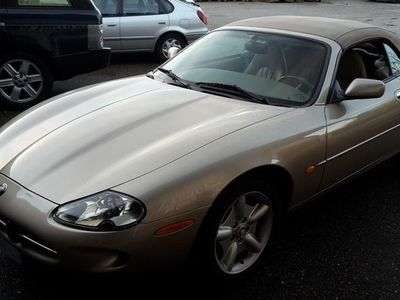 gebraucht Jaguar XK 8 Cabriolet