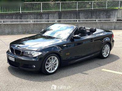gebraucht BMW 120 Cabriolet 1er d M-Sport frisch ab MFK ( Automat)