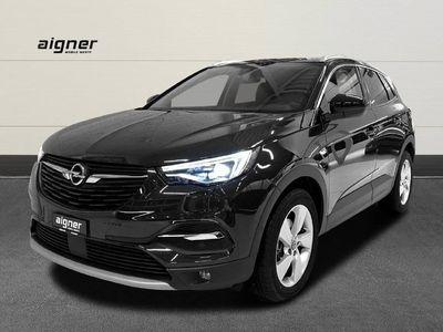 gebraucht Opel Grandland X 1.2i T Excellence