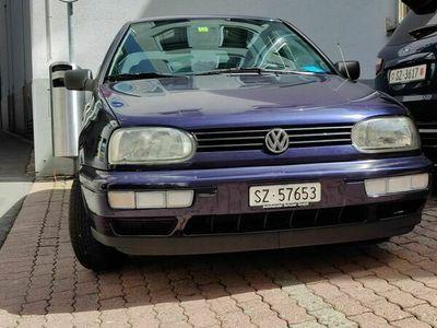 gebraucht VW Golf III synchro jg. 1997