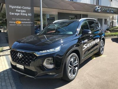 gebraucht Hyundai Santa Fe ALL NEW2.2 CRDI Vertex 4WD AT8 MY19