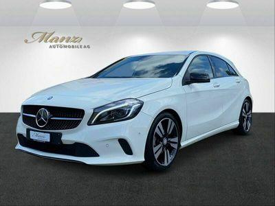 gebraucht Mercedes A220 A-KlasseUrban 4Matic 7G-DCT