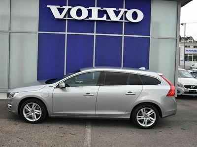 gebraucht Volvo V60 2.4 D6 TE Summum Pl.Hyb.