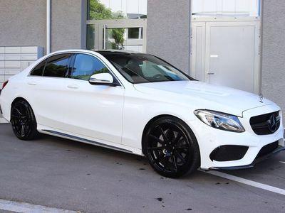 gebraucht Mercedes C250 AMG Line 7G-Tronic