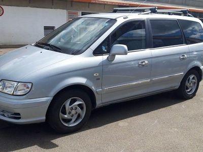 gebraucht Hyundai Trajet 2.0 CRDI 2006