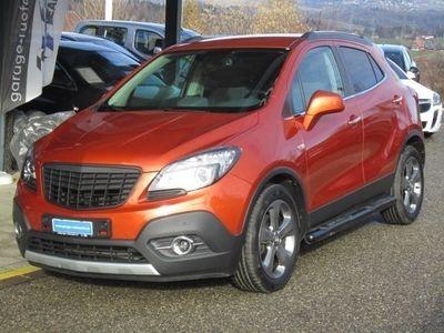 gebraucht Opel Mokka 1.4T ecoTEC 4X4 Cosmo S/S