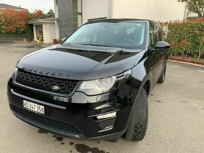 gebraucht Land Rover Discovery Sport 2.0 TD4 HSE AT9