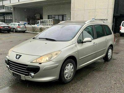 gebraucht Peugeot 307 SW 2.0 16V Premium