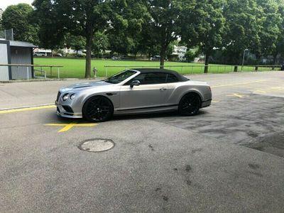 gebraucht Bentley Continental Supersports 6.0 W12