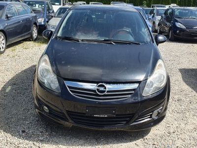 gebraucht Opel Corsa 1.6 Turbo GSi