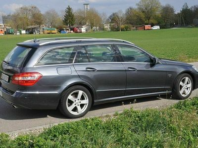 gebraucht Mercedes E350 CDI BlueEff. Avantgarde 4Matic 7G-Tronic