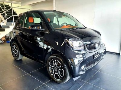 gebraucht Smart ForTwo Cabrio 0.9 Passion twinamic