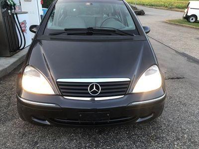 gebraucht Mercedes A190 L Avantgarde