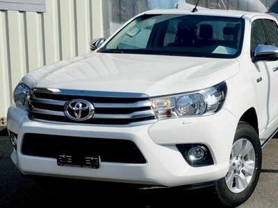 gebraucht Toyota HiLux 2.4D-4D Sol DoubleCab 4x4 A