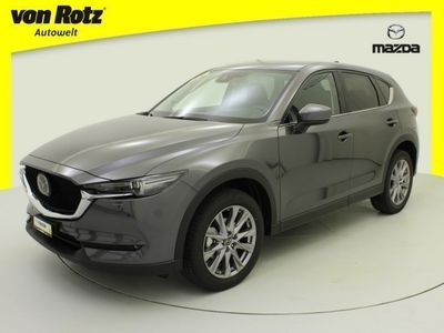 gebraucht Mazda CX-5 2.2 D Revolution AWD