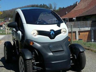 gebraucht Renault Twizy Mit dem E-Flitzer in den Frühling