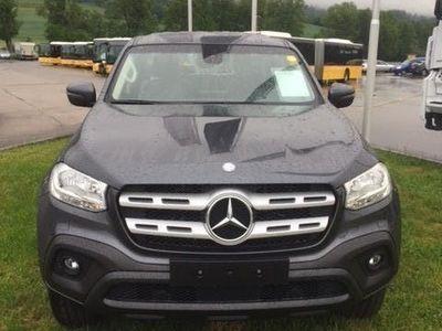 gebraucht Mercedes X250 X-Klasse X-Klass Doppel Cab.d 4MATIC Progressive A
