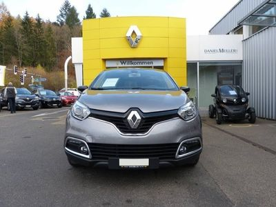 gebraucht Renault Captur 1.5 dCi 110 Privilege