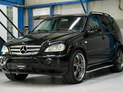 gebraucht Mercedes ML55 AMG AMG Automatic