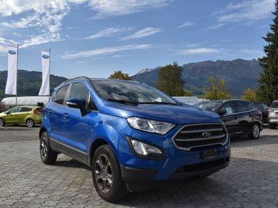 gebraucht Ford Ecosport 1.5 TDCi Trend+ 4x4