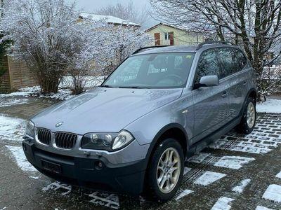 gebraucht BMW X3 X3 3.0d3.0d