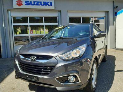 gebraucht Hyundai ix35 2.0 CRDi 184 Premium 4WD