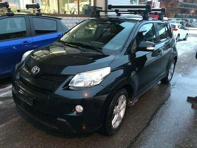 gebraucht Toyota Urban Cruiser 1.33 Dual VVT-i Linea Luna