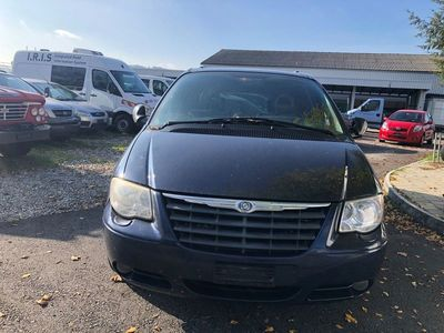 gebraucht Chrysler Voyager Grand Voy. 2.8 CRD LX Automatic