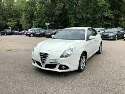 gebraucht Alfa Romeo Giulietta Giulietta 2.0 JTDM Distinctive2.0 JTDM Distinctive