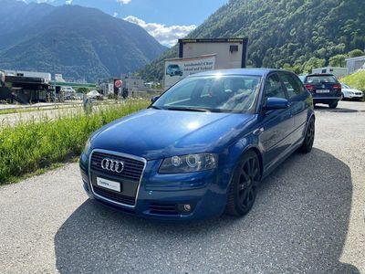 gebraucht Audi A3 Sportback 2.0 Turbo FSI Ambiente quattro