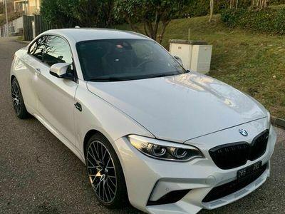 gebraucht BMW M2 2erCompetition Drivelogic