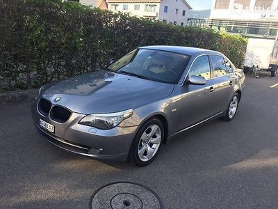 gebraucht BMW 525 d. Schaltgetriebe