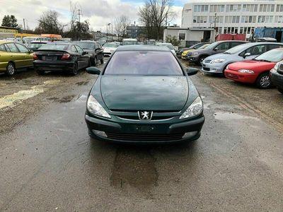 gebraucht Peugeot 607 2.2 HDI Personnalisée