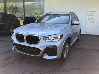 gebraucht BMW X3 xDrive 20i M Sport Steptronic