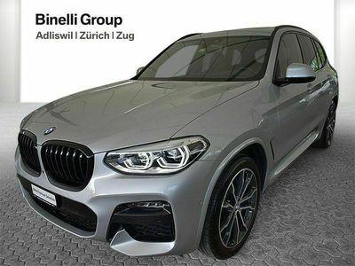 gebraucht BMW X3 xDrive 20i M Sport