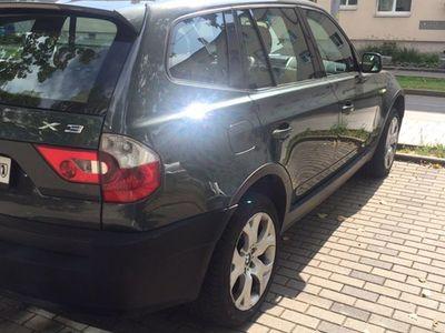 gebraucht BMW X3 2.0d
