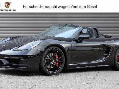 gebraucht Porsche 718 Boxster 2.5 GTS PDK