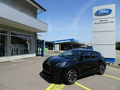 gebraucht Ford Puma 1.0 SCTi Hybrid 155 PS ST-Line X