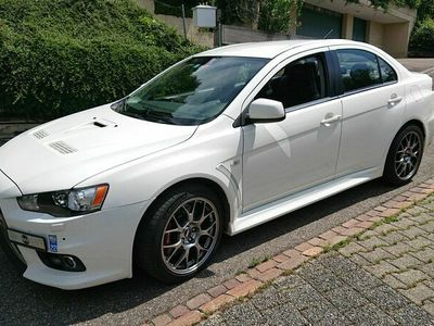 gebraucht Mitsubishi Lancer Evo X MR TC-SST