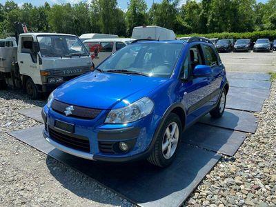 gebraucht Suzuki SX4 1.6 16V GL Top 4WD