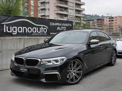 gebraucht BMW M550 xDrive Steptronic