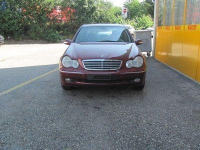 gebraucht Mercedes C320 C-KlasseClassic Automatic