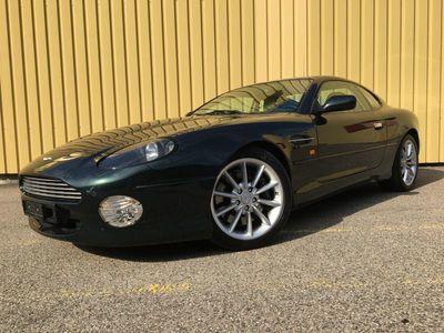 gebraucht Aston Martin DB7 Vantage 41'500 km 01.2002